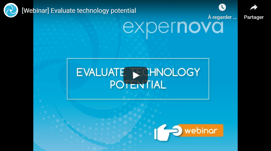 evaluate technology potential video