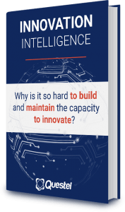 Why is it so hard to build and maintain the capacity to innovate