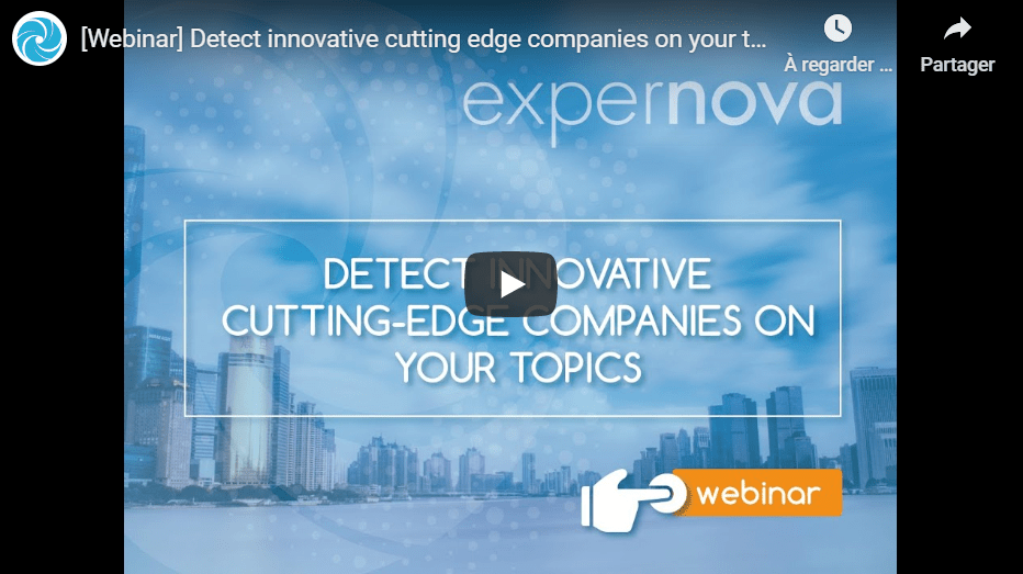detect innovative cutting edge video