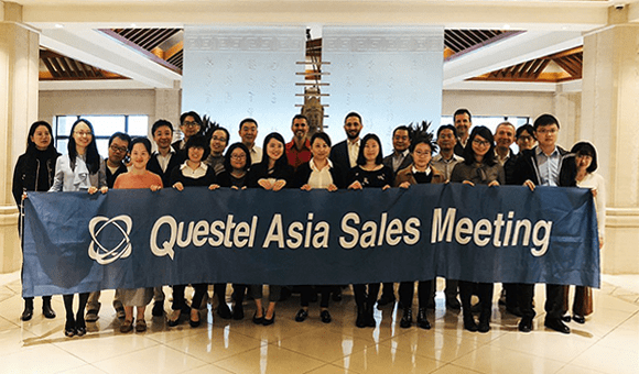 Team Building questel asia