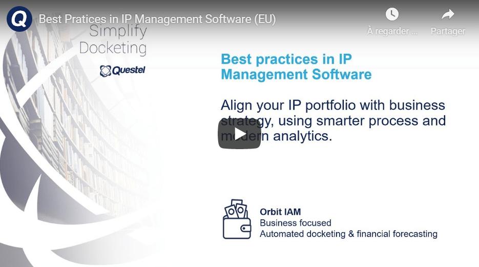 best practices ip management software