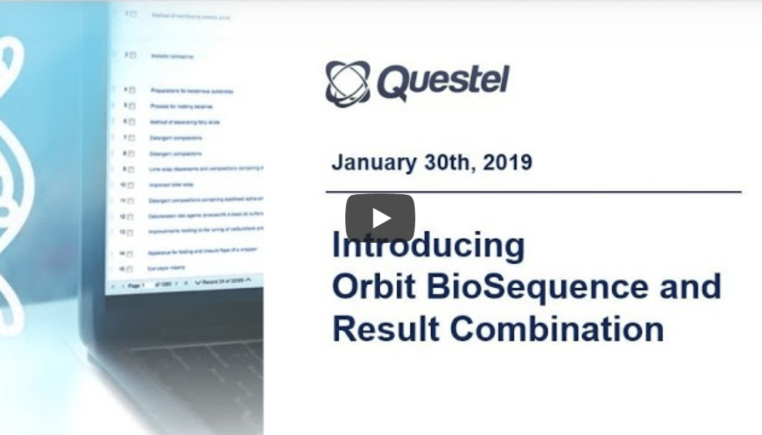 introducing orbit biosequence video