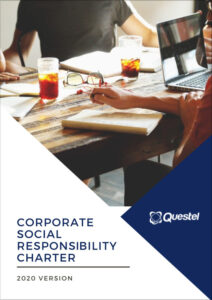 Questel corporate social responsibility charter