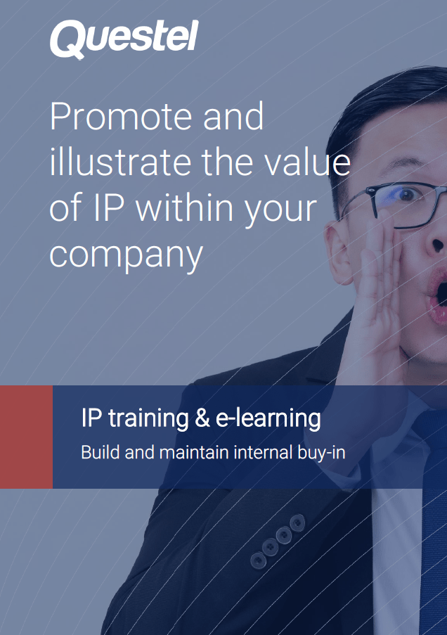 IP training & e-learning