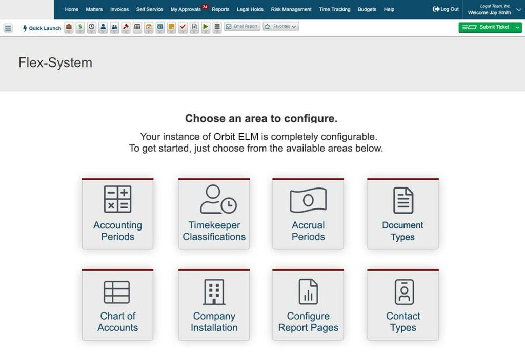 Ascent-ELM-flex-system-screenshot